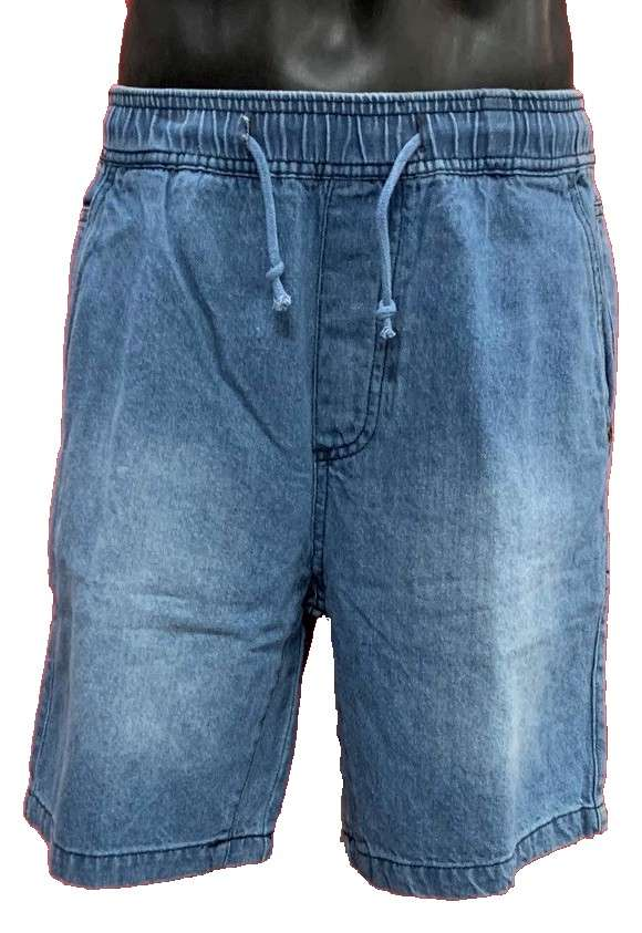 BRAINTREE MENS HEMP DENIM SHORTS
