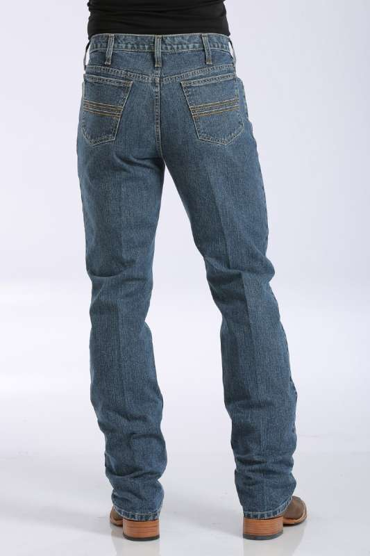 Cinch Mens Silver Label Jeans MB98034001