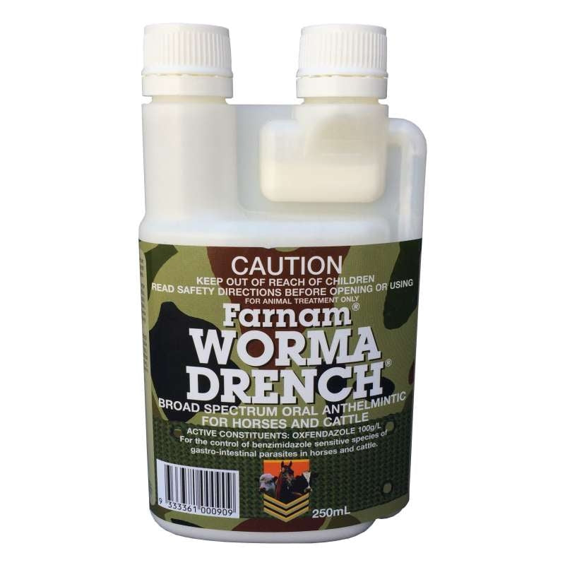 Farnam Worma Drench 250mL