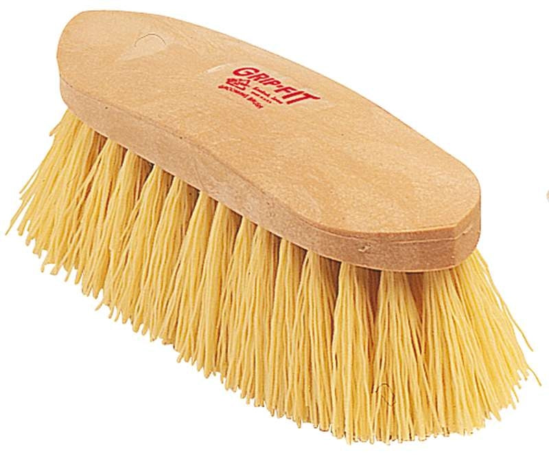 Grip-Fit Workhorse Dandy Brush