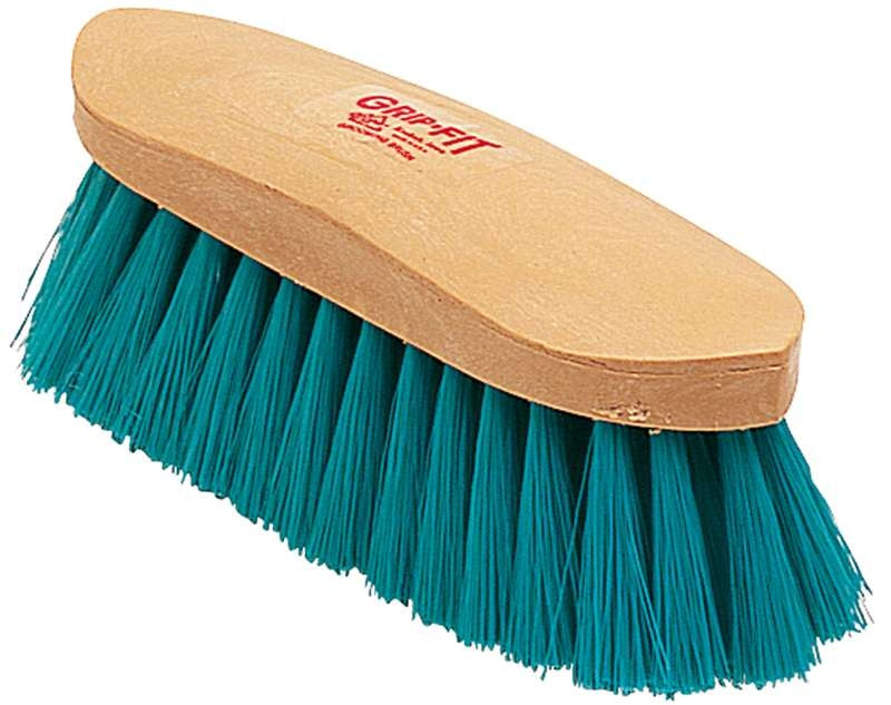 Grip-Fit Soft Dandy Brush Teal