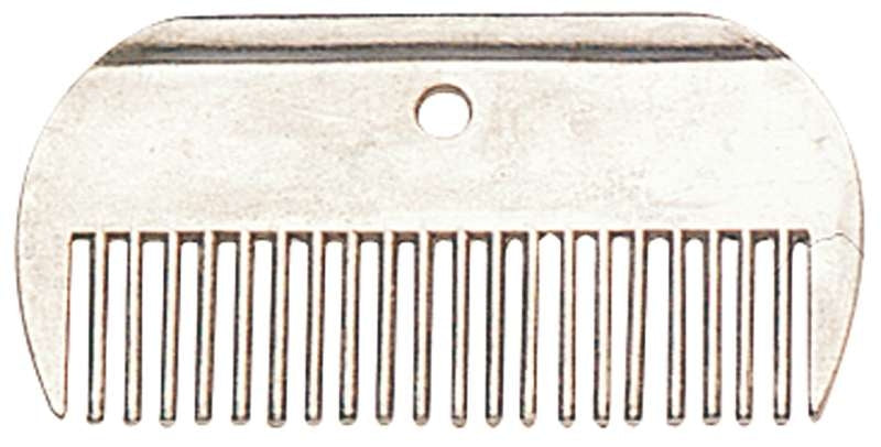 Mane & Tail Comb Metal
