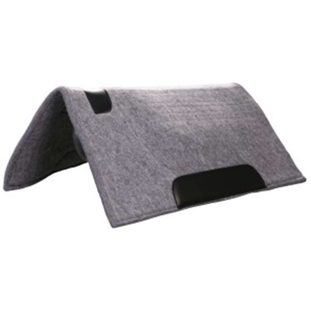 HAIRFELT PAD WITH WEAR LEATHERS