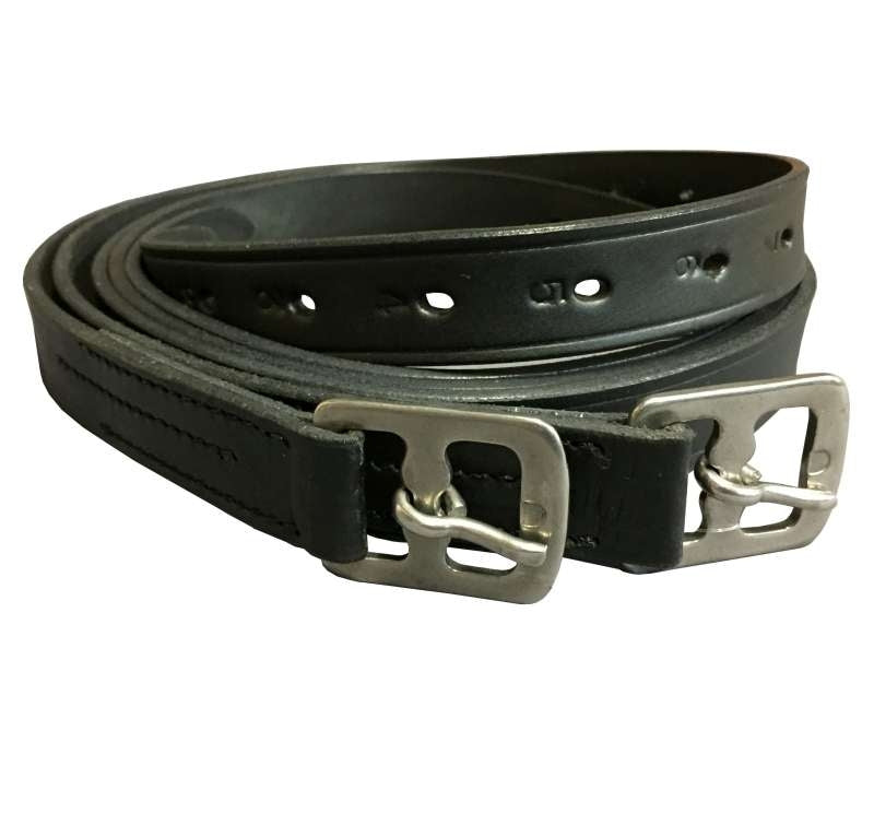 Horse Sense Stirrup Leathers 1 Inch Wide