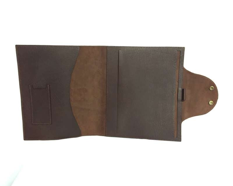 LOG BOOK LEATHER COVER