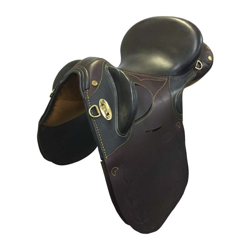 NORTHERN RIVER DRAFTER STOCK SADDLE CHILD