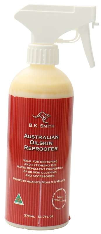 Oilskin Reproof Spray 375mL