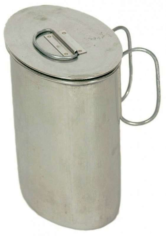 Quart Pot Stainless Steel