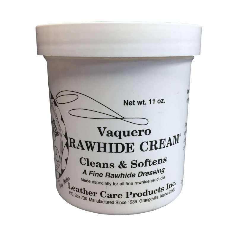 Ray Holes Vaquero Rawhide Cream 311g