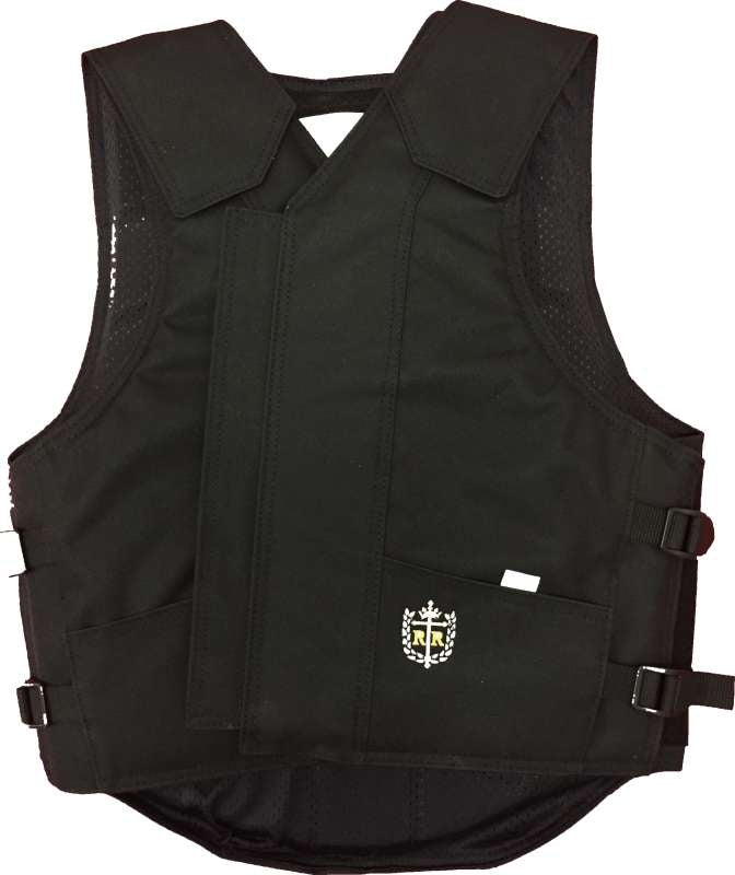 RIDE RIGHT BULL RIDER VEST 1200 SERIES POLYDUCK FRONT