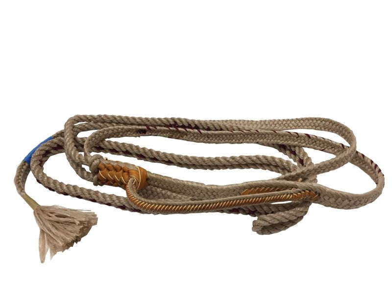 RIDE RIGHT FULL LACE BULL ROPE 9/7 - 7/8 INCH/1 INCH