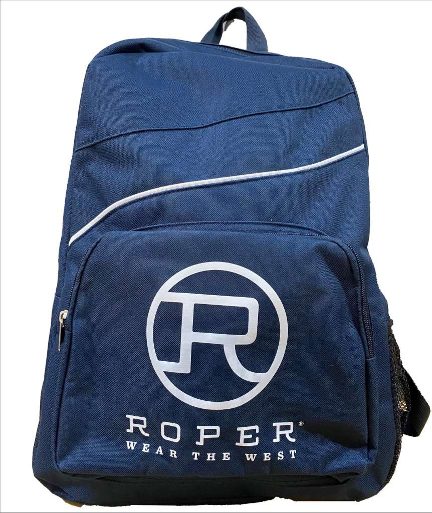 Roper Kids Twist Backpack Navy