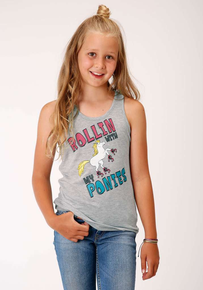 ROPER GIRLS FIVE STAR TANK