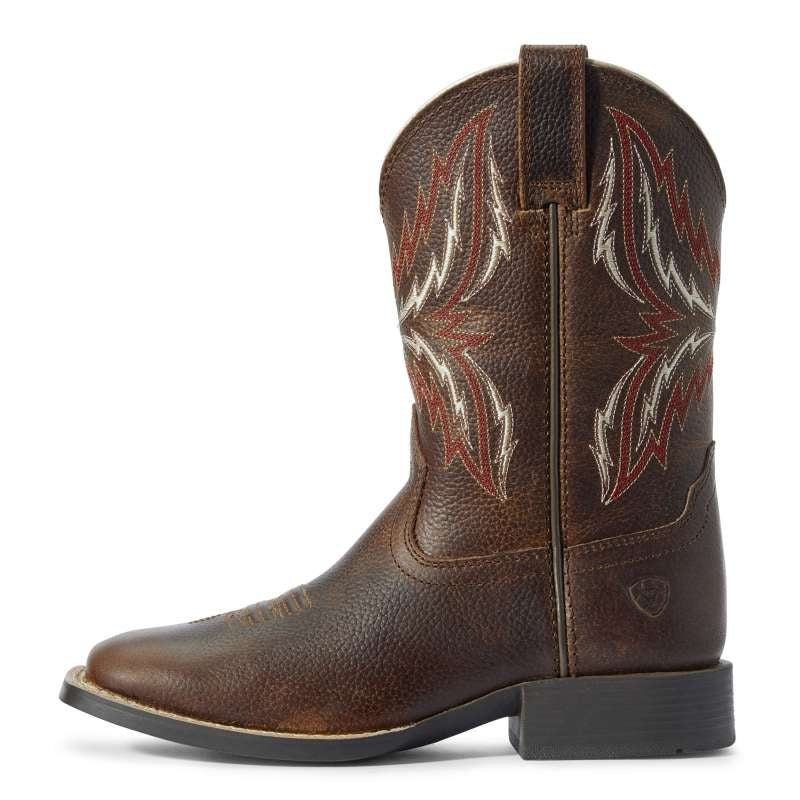 ARIAT KIDS ARENA REBOUND BROWN
