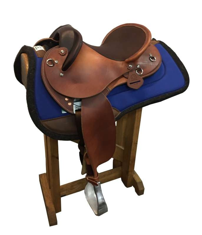 The Top Saddlery Stirling Fender Saddle