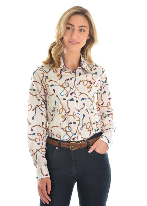 THOMAS COOK LADIES JEAN SHIRT