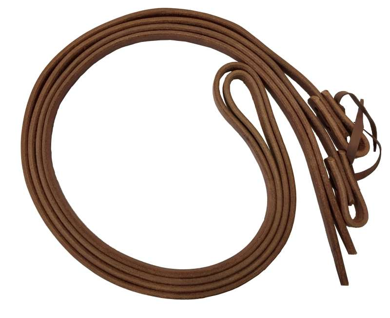 TTS REINS HARNESS LEATHER 5/8 INCH HERMAN OAK