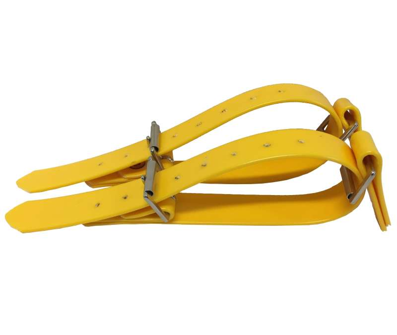 TTS SPUR STRAP RODEO PVC 1 INCH