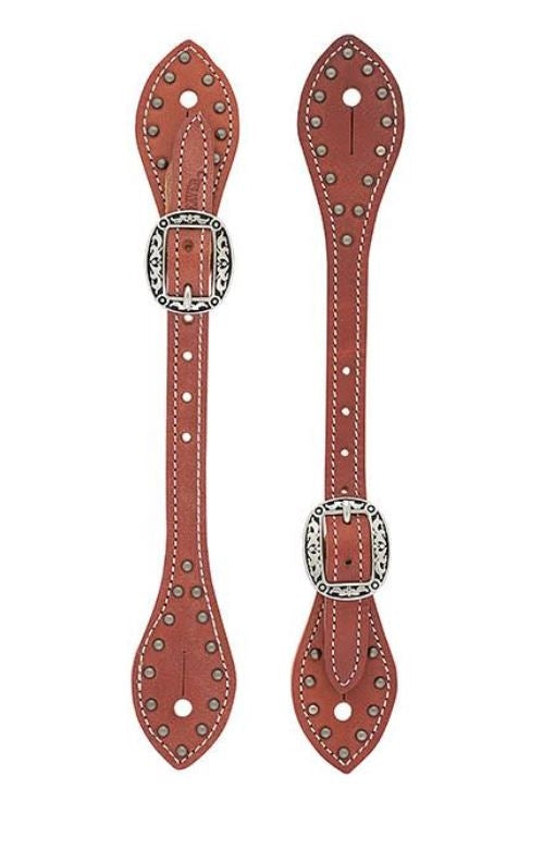 SPUR STRAPS WEAVER MENS FLARED SPOTTED CANYON