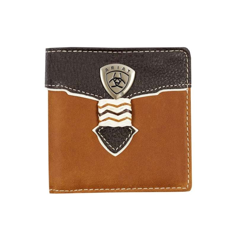 ARIAT BI FOLD WALLET 2109A