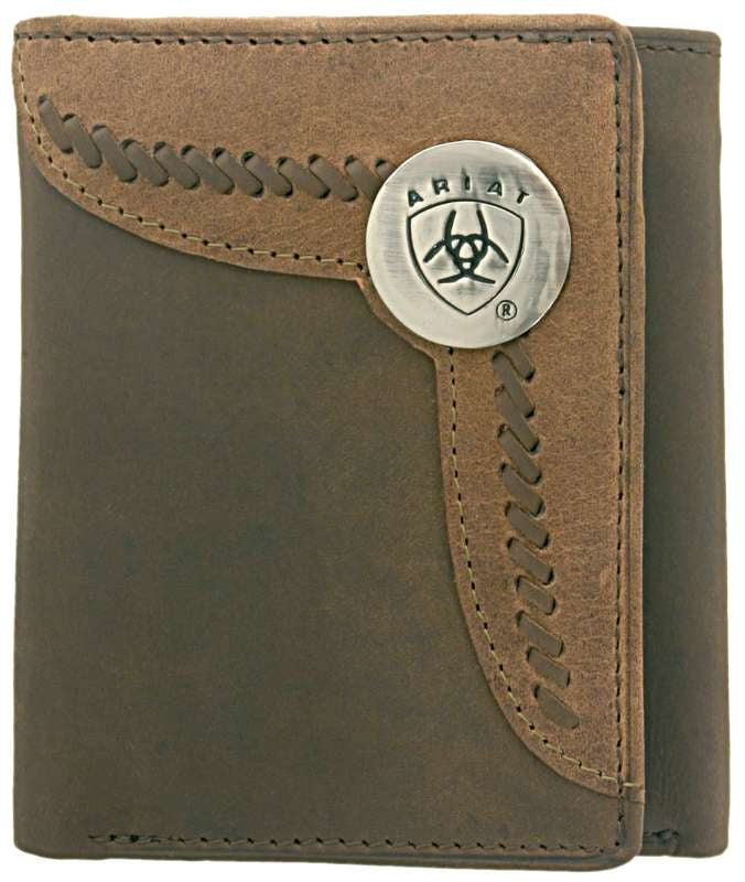 ARIAT TRI-FOLD WALLET 3103A