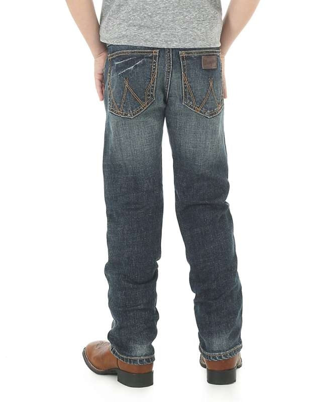 WRANGLER BOYS 88BWZ BOZEMAN YOUTH RETRO JEAN