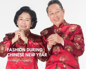 Fashion during Chinese New Year