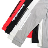 Front Zip Windbreaker (Red) - [MIGO Menswear]