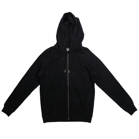 AMN20321-HEAVY BASIC ZIP HOOD - [MIGO Menswear]