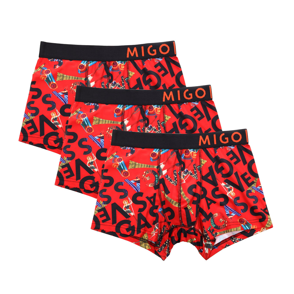 Bello Boxer 3 in 1 - [MIGO Menswear]