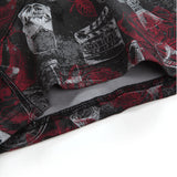 Cotton Pattern Trunk (Horror Black) - [MIGO Menswear]