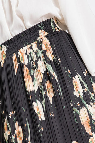 The Zona Pleated Skirt