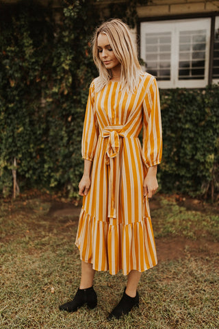 The Breckyn Dress