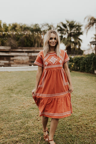 The Renee Dress
