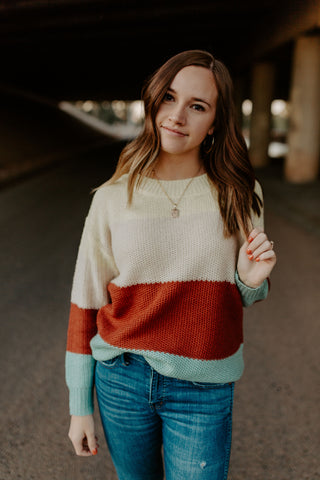 The Aimee Sweater