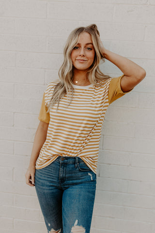 The Marcy Striped Top