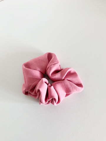 Summer Pink Scrunchie