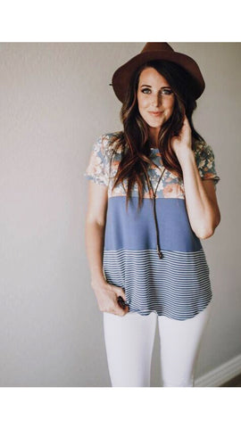 The Bluebell Top