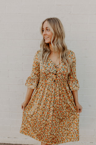 The Paisley Dress