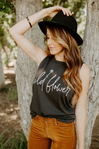 Wildflower Tank Top