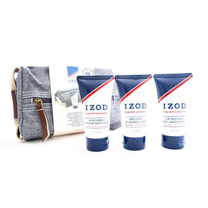 IZOD Travel Case Set