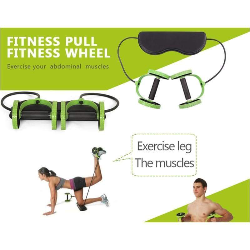 Muscle Exercise Equipment Power Roll - Gabella