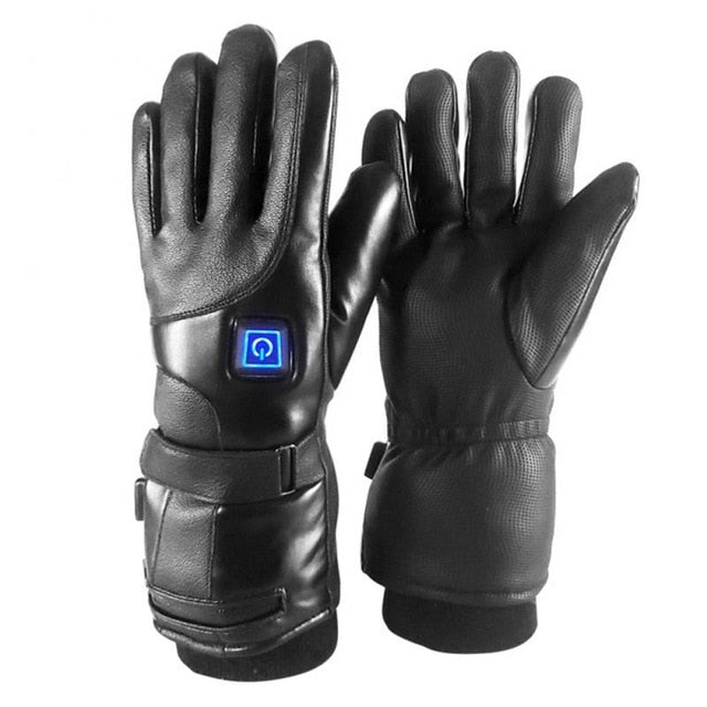 Ski Glove Adjust 3 Temperature Rechargeable.