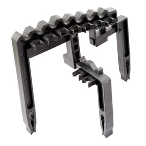 Golf 9 Iron Club ABS Shafts  Holder Stacker Fits Any Size - Gabella