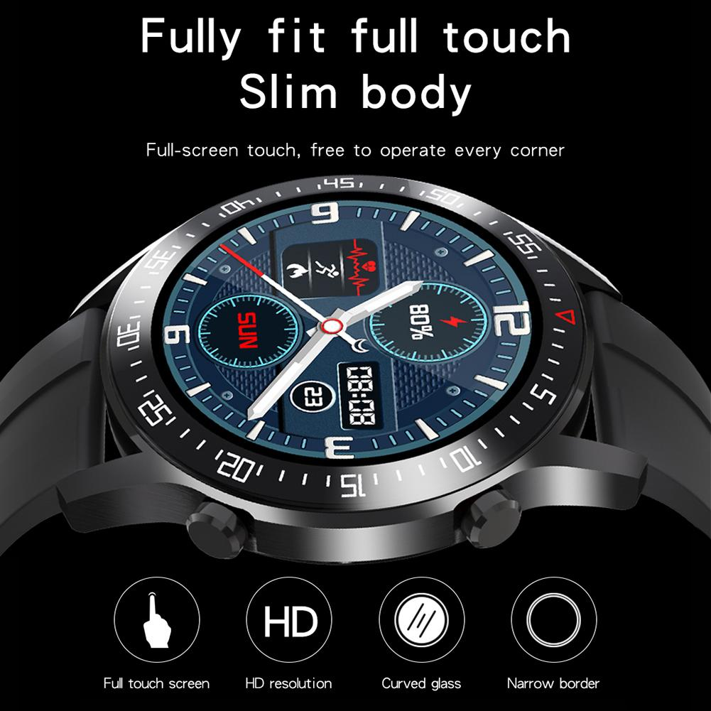 SmartWatch Full Touch Screen Waterproof Bluetooth Smartwatch