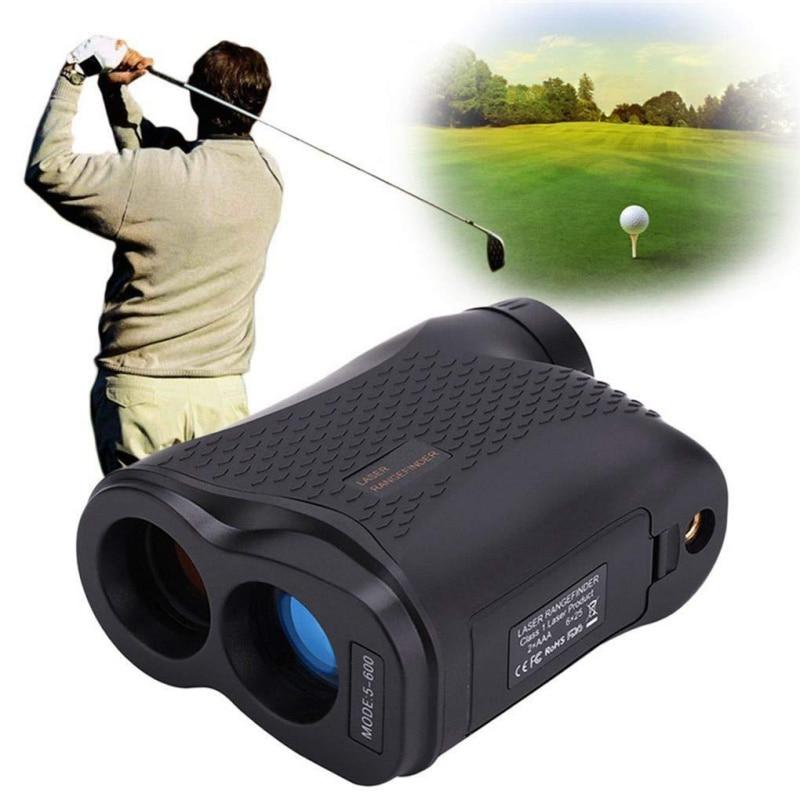 Laser Distance Meter Golf Digital Monocular Range Finder Angle Measuring Tools - Gabella
