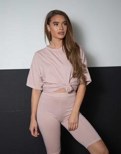 matching co-ord set pink