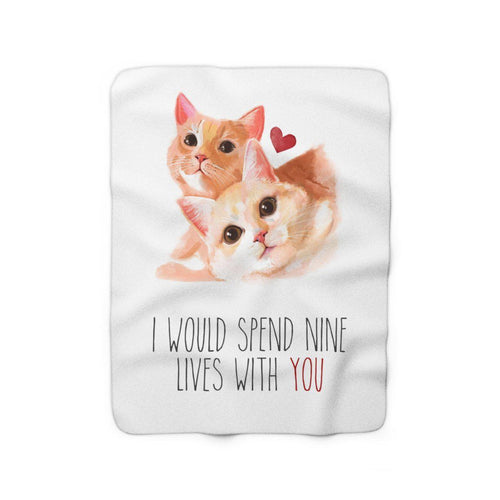 Nine Lives of Love - Blanket