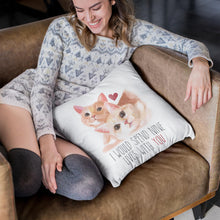 Load image into Gallery viewer, Nine Lives of Love - Pillow