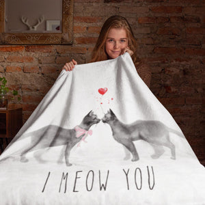 I Meow You - Blanket